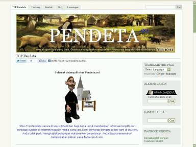Pendeta.co